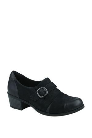 Planet Shoes - Tape Black Pump