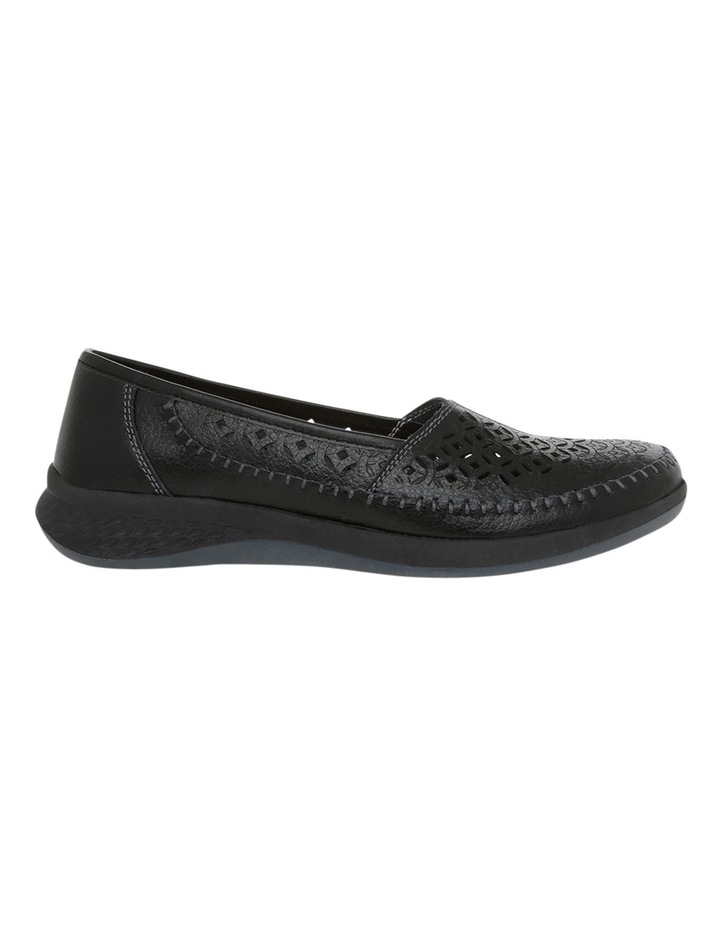 Craven Black Flat Shoes image 1