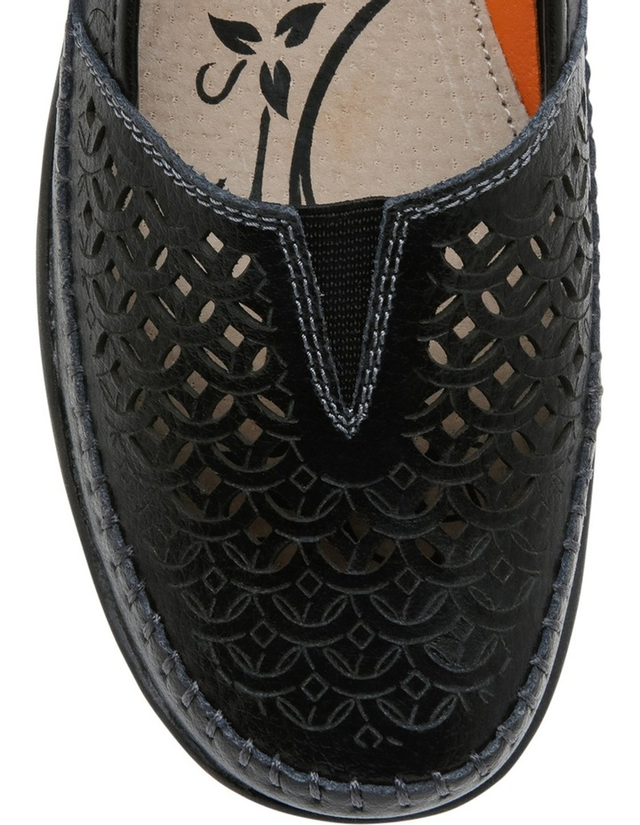 Craven Black Flat Shoes image 3
