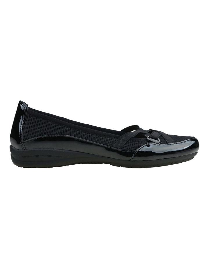 Fergie 2 Black Flat Shoes image 1