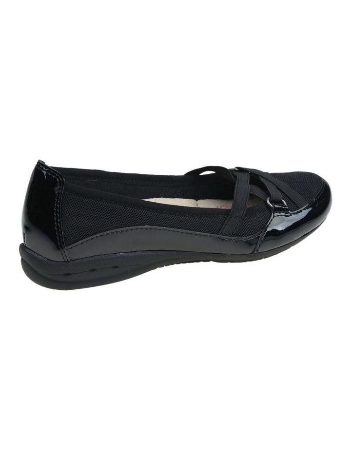 Fergie 2 Black Flat Shoes image 2