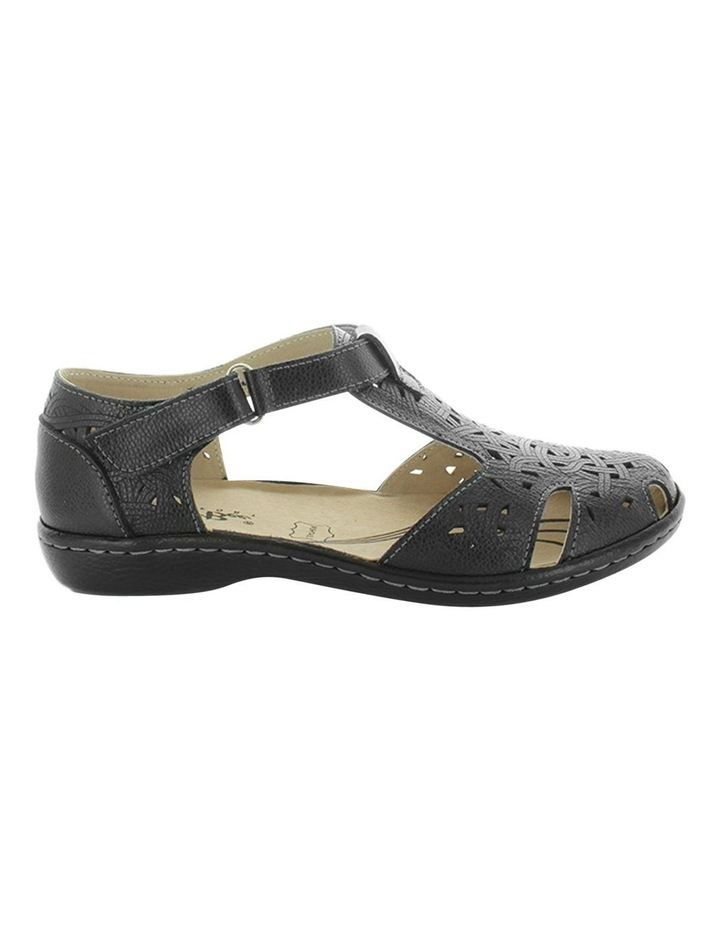 Chifley Black Flat Shoe image 1