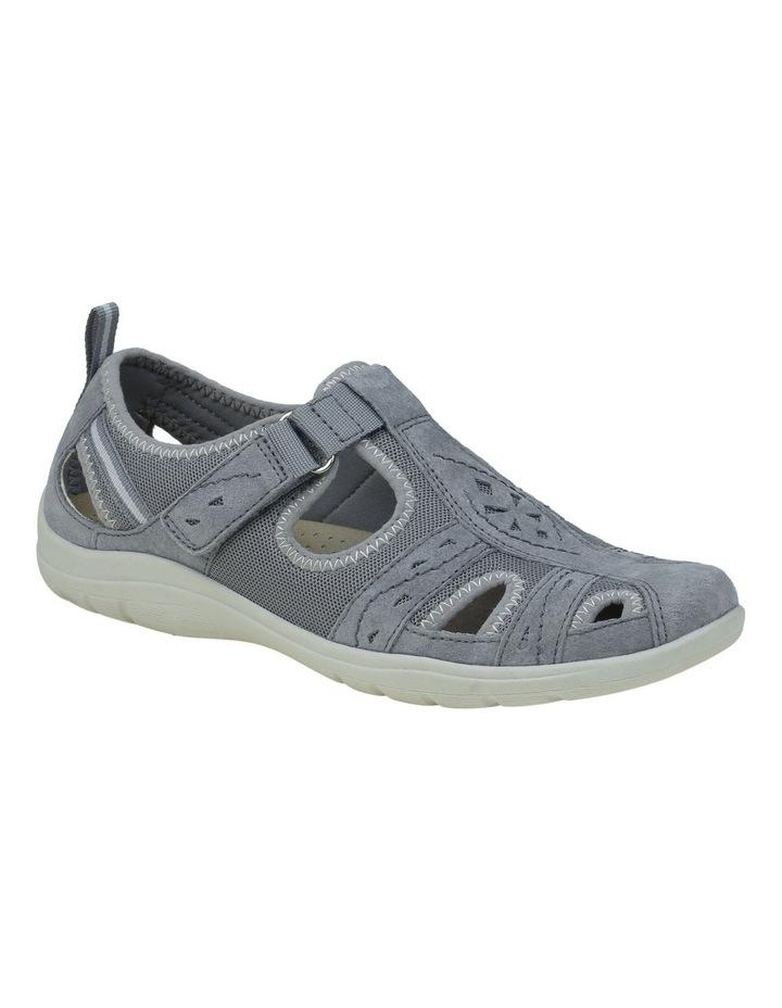 Energy Grey Flat Shoe image 2