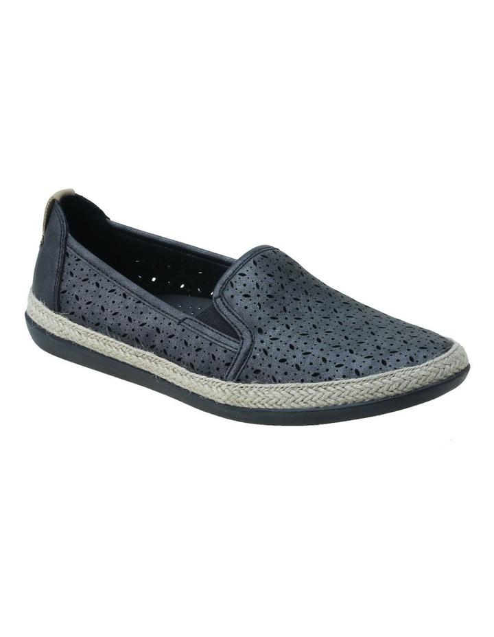 Kim Flat Shoe Black image 1