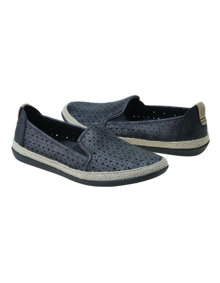 Kim Flat Shoe Black image 2