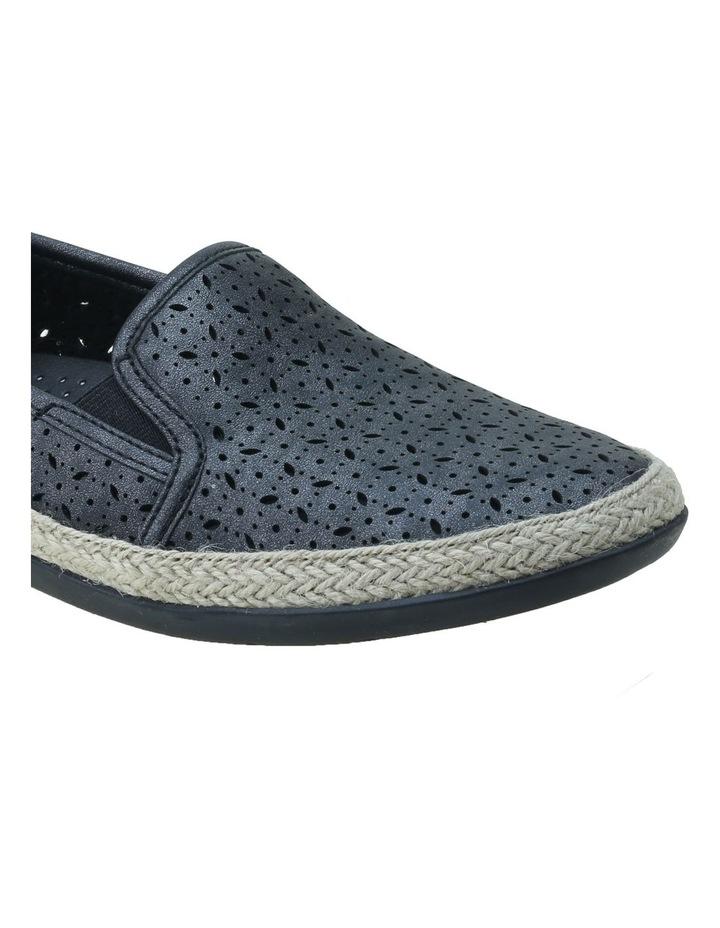 Kim Flat Shoe Black image 3