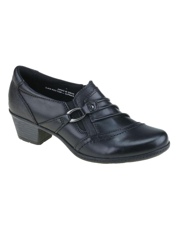 Taplow Black Heeled Shoes image 1