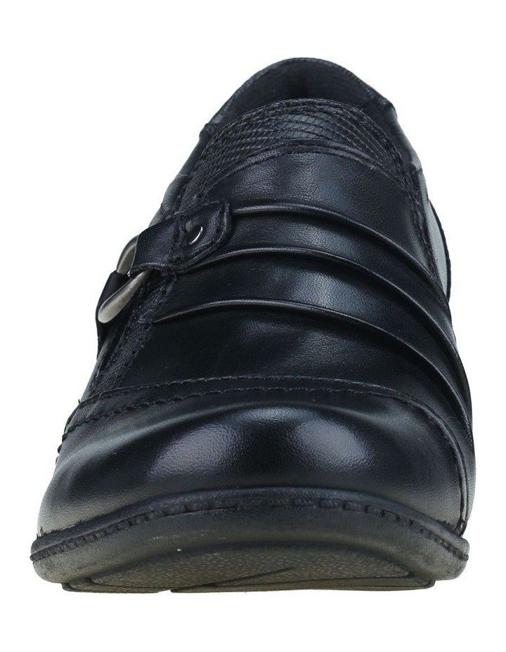 Taplow Black Heeled Shoes image 3