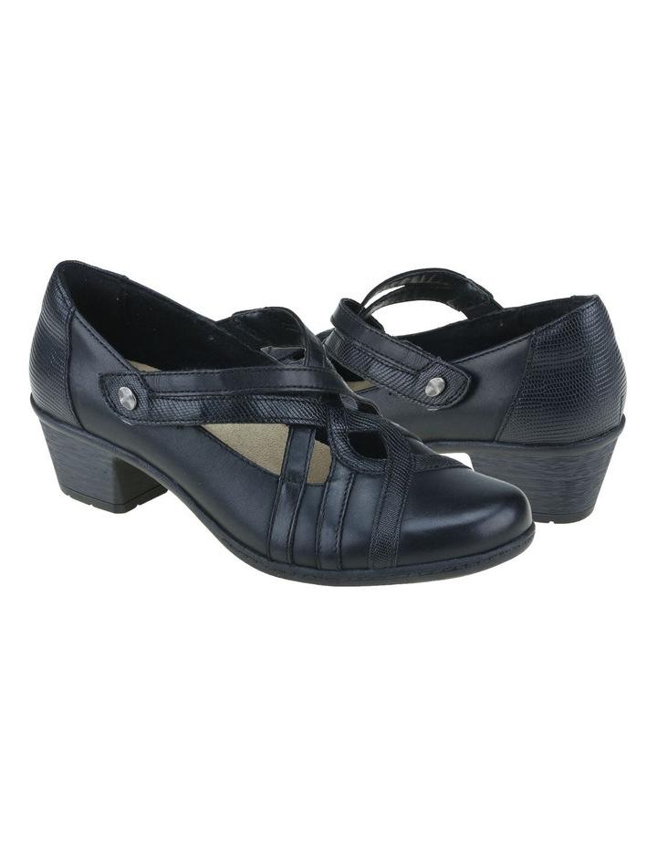 Tower Black Heeled Shoes image 2