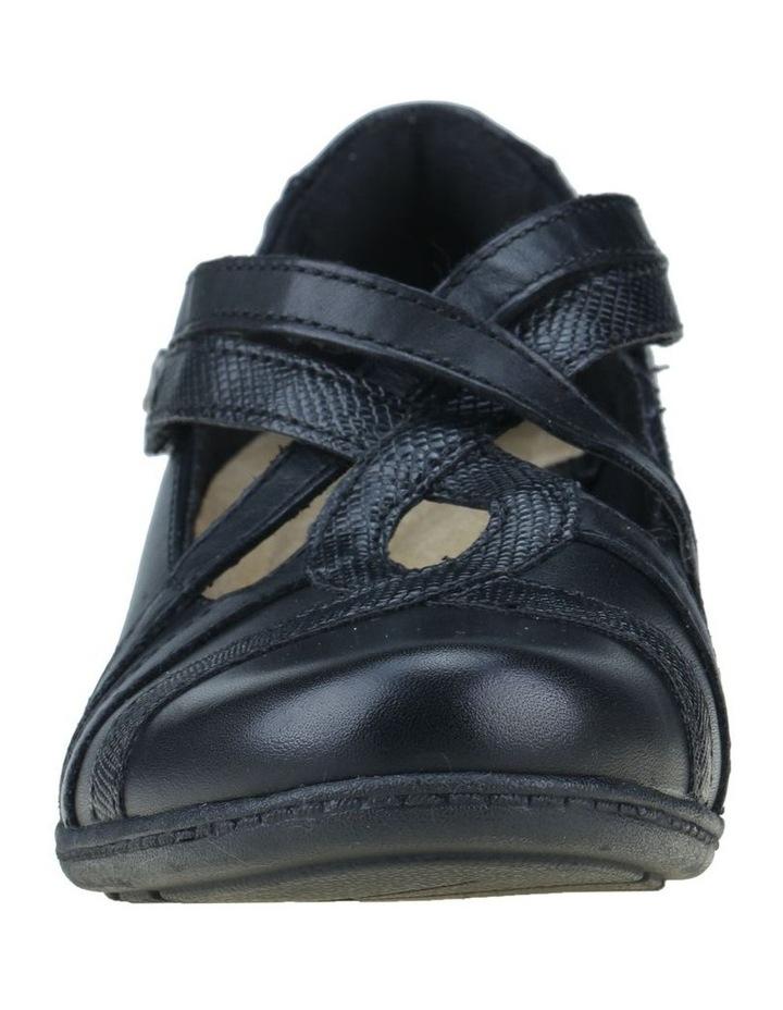 Tower Black Heeled Shoes image 3