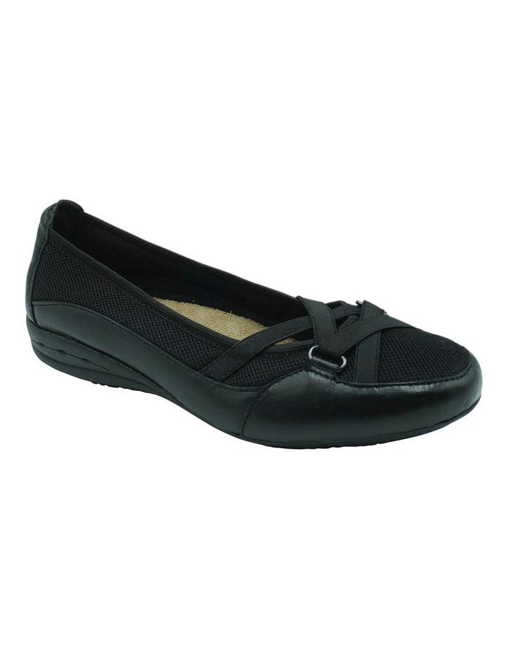 Fergie Black Leather Ballet image 2