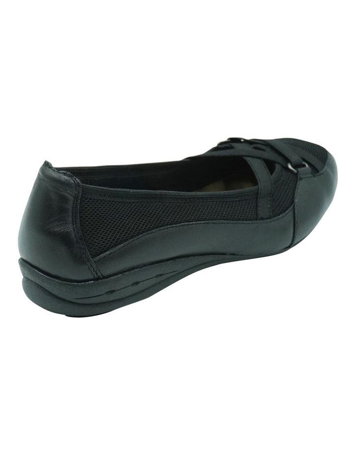 Fergie Black Leather Ballet image 4