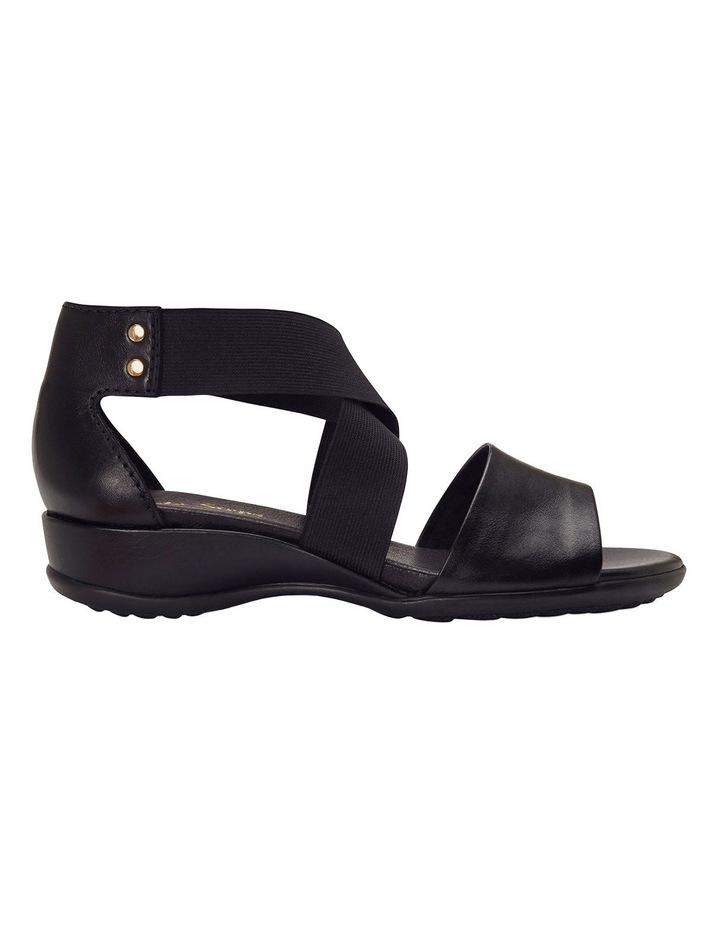 Charity Black Glove Sandal image 1