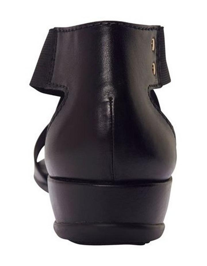 Charity Black Glove Sandal image 7
