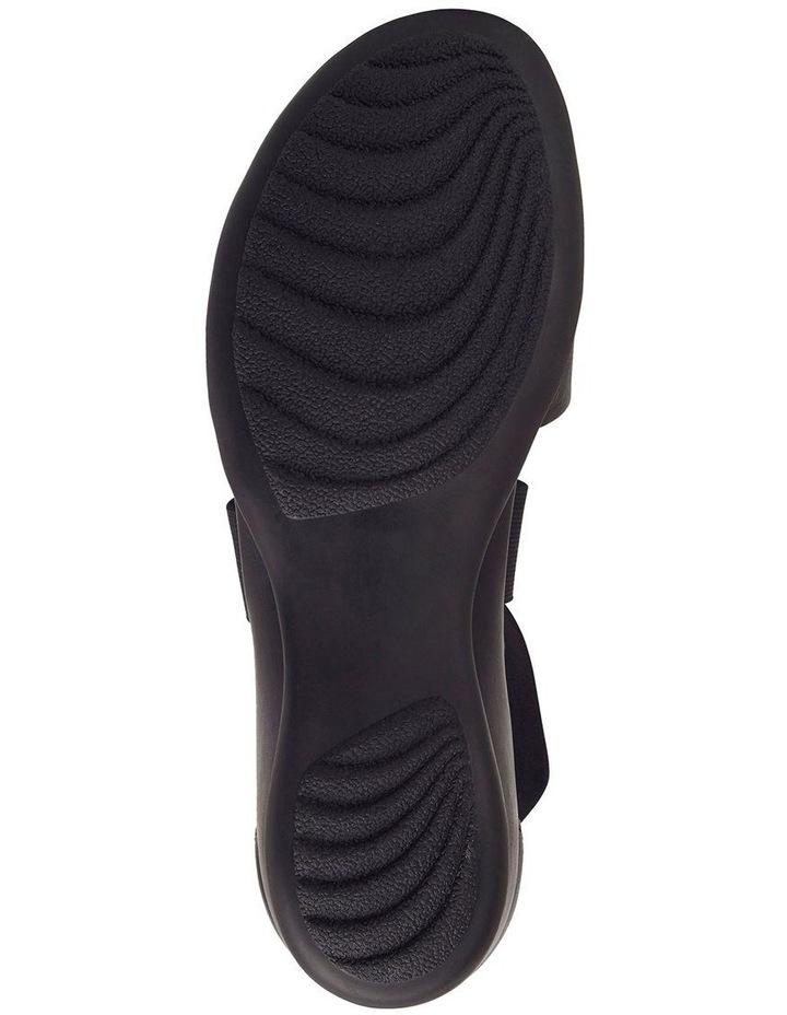 Charity Black Glove Sandal image 10