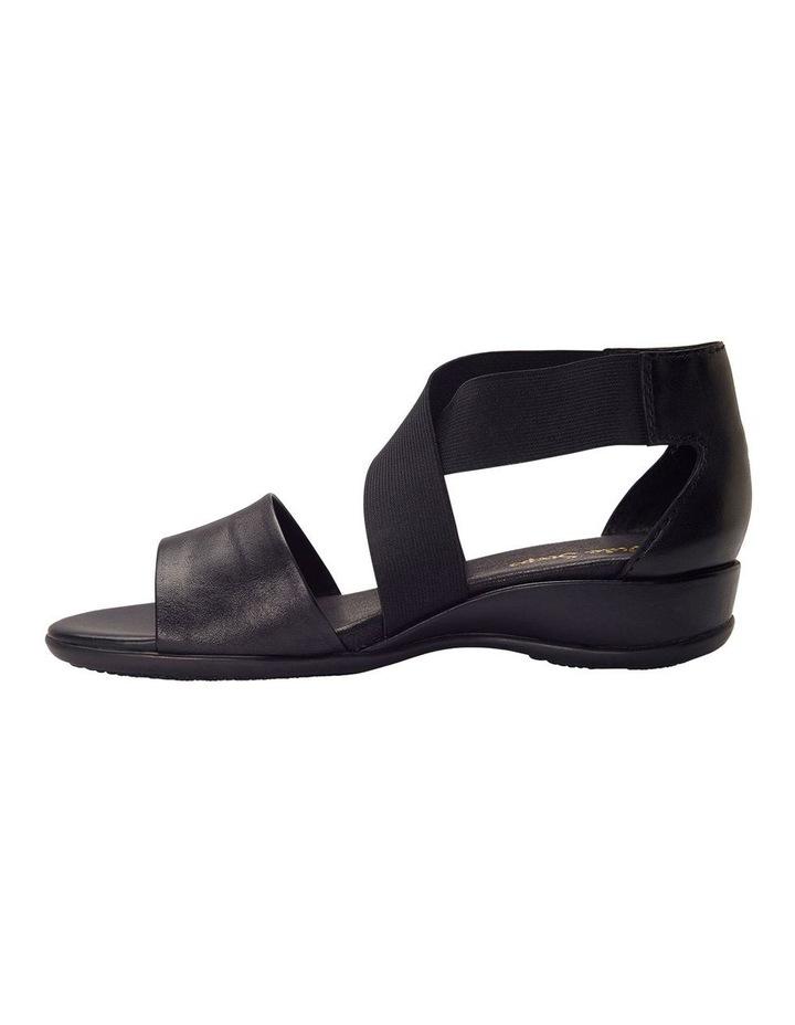 Charity Black Glove Sandal image 11