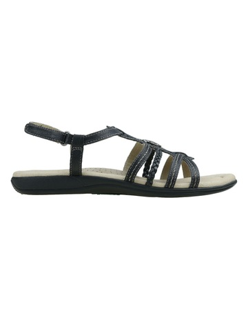 02ed021564c7f Planet Shoes Violet Black Sandal