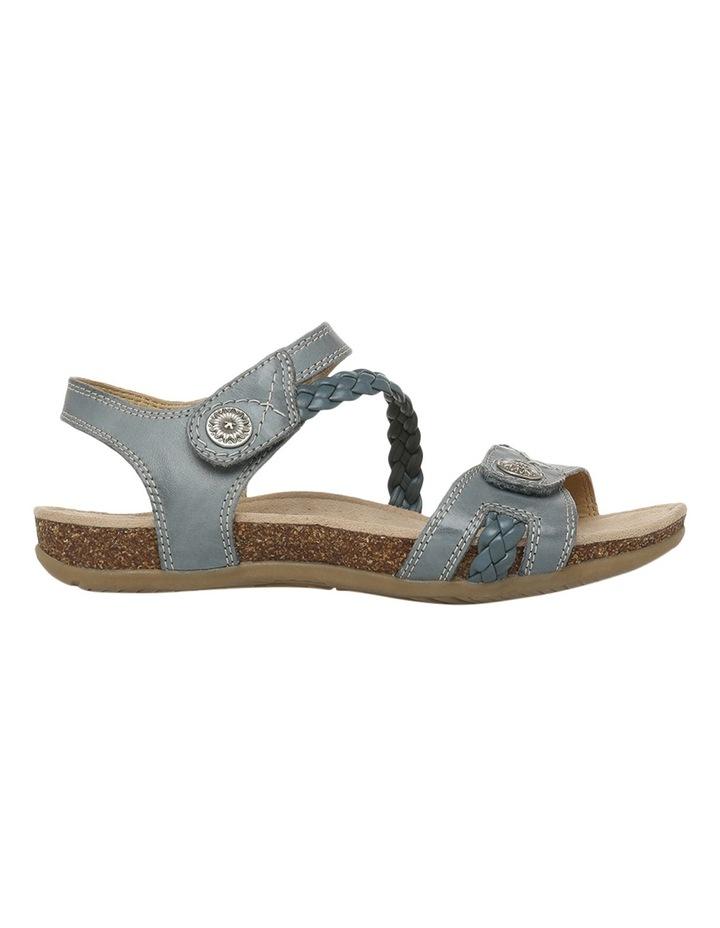 Mae Morroccan Blue Sandal image 1