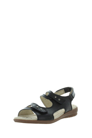 Just Bee - Camash Black Sandal