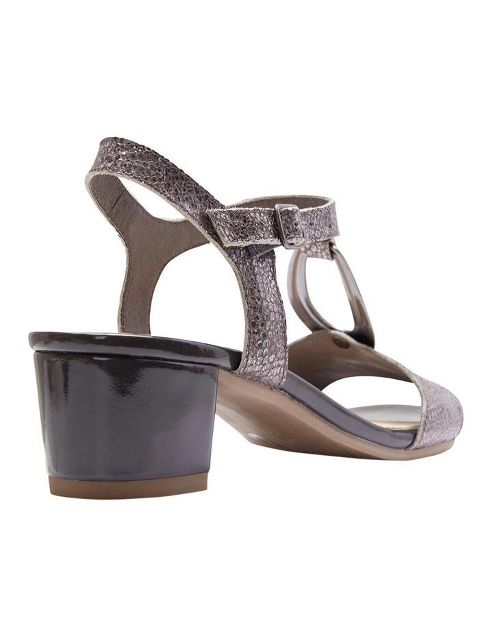 Eileen Metallic Print Sandal image 3
