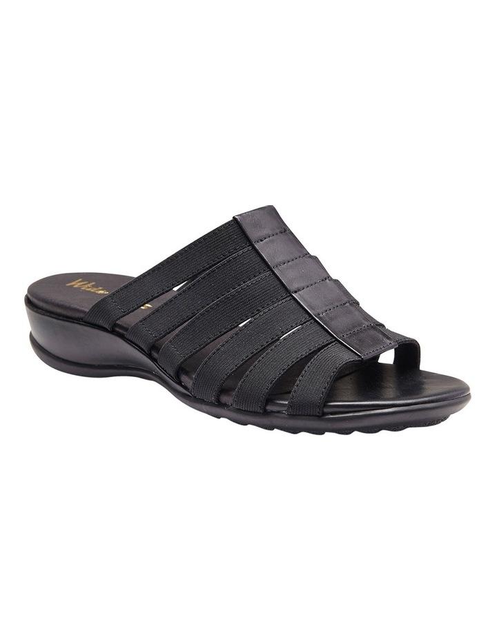 Canal Black Elastic/Glove Sandal image 4
