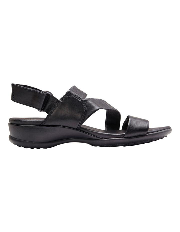Caine Black Glove Sandal image 2