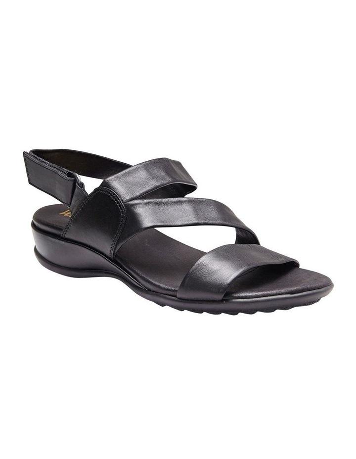 Caine Black Glove Sandal image 3