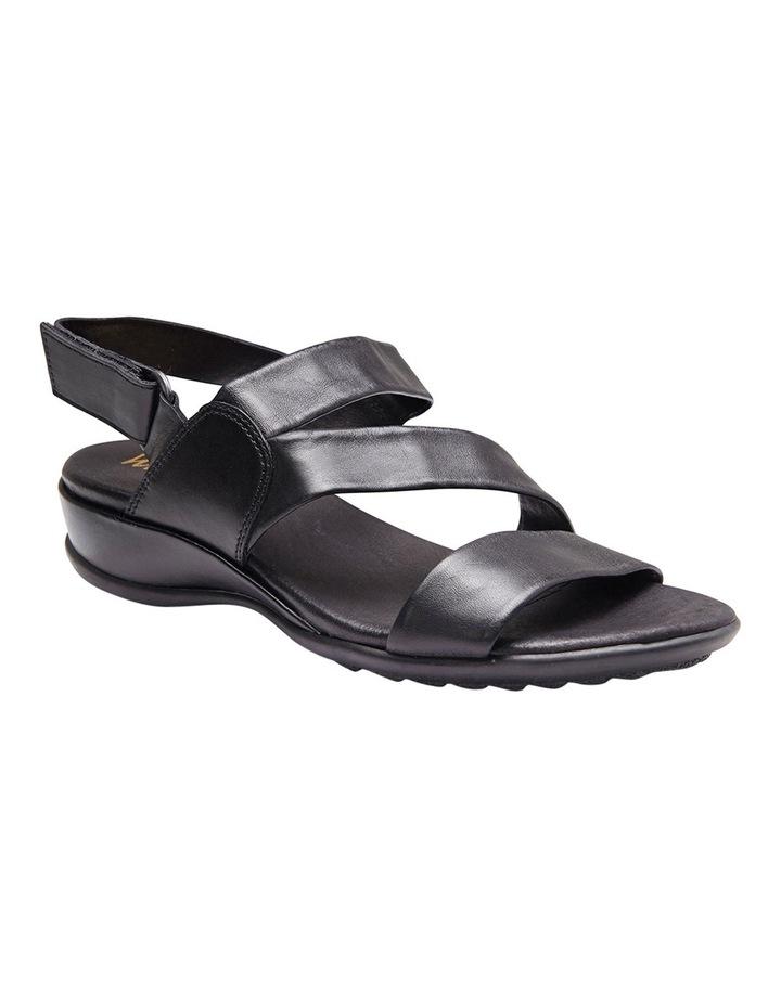 Caine Black Glove Sandal image 4