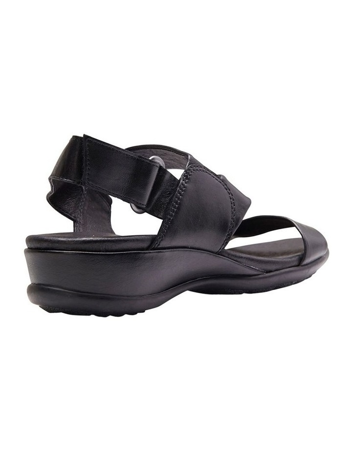 Caine Black Glove Sandal image 5