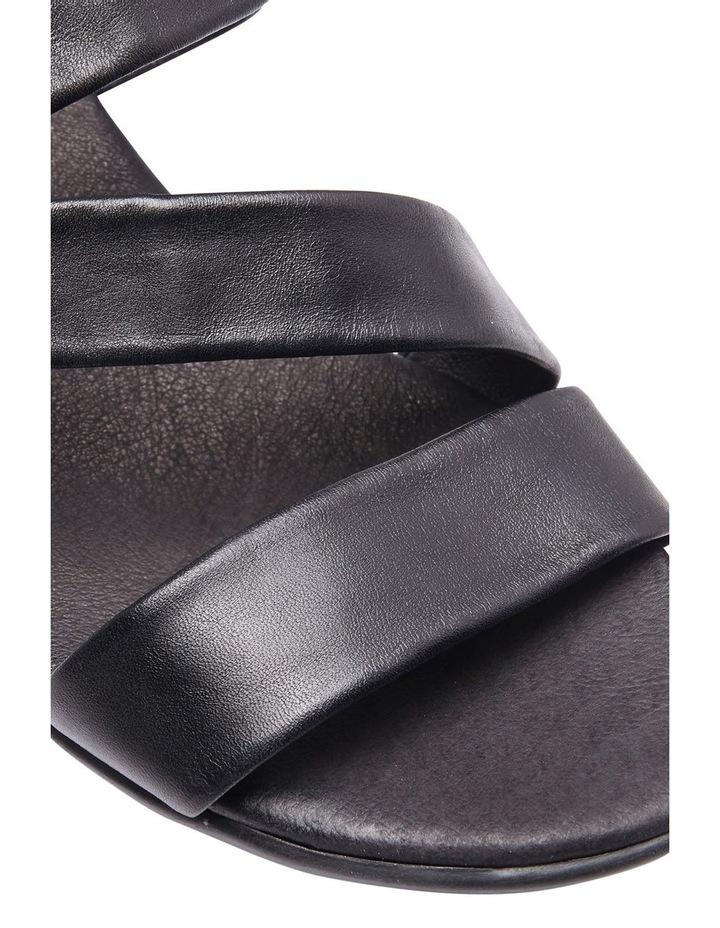 Caine Black Glove Sandal image 7