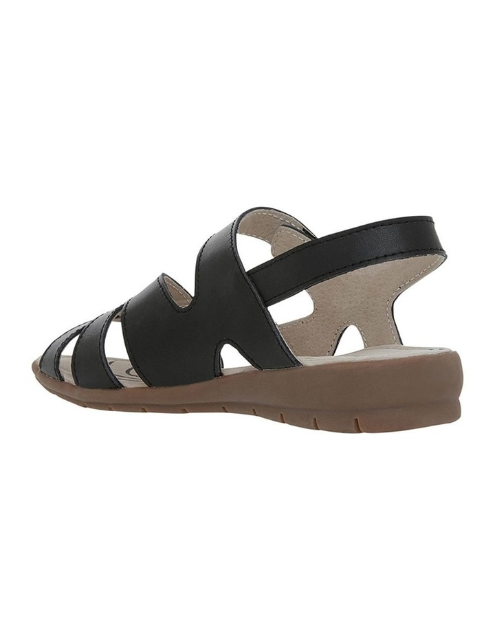 Colita Black Sandal image 2