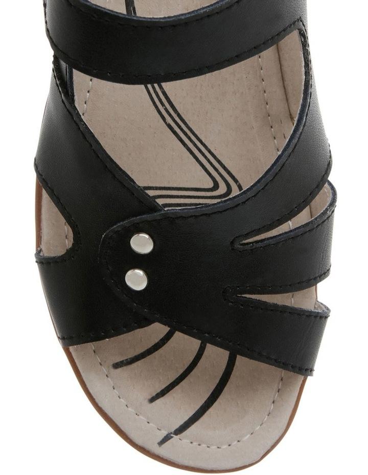 Colita Black Sandal image 3