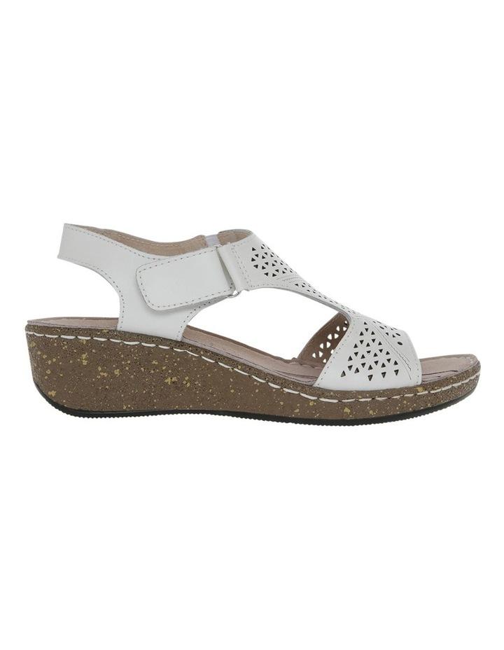 Cardinia White Sandal image 1