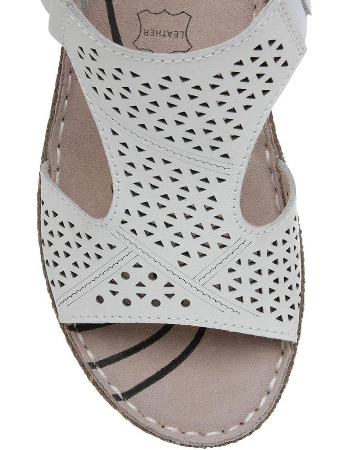 Cardinia White Sandal image 3