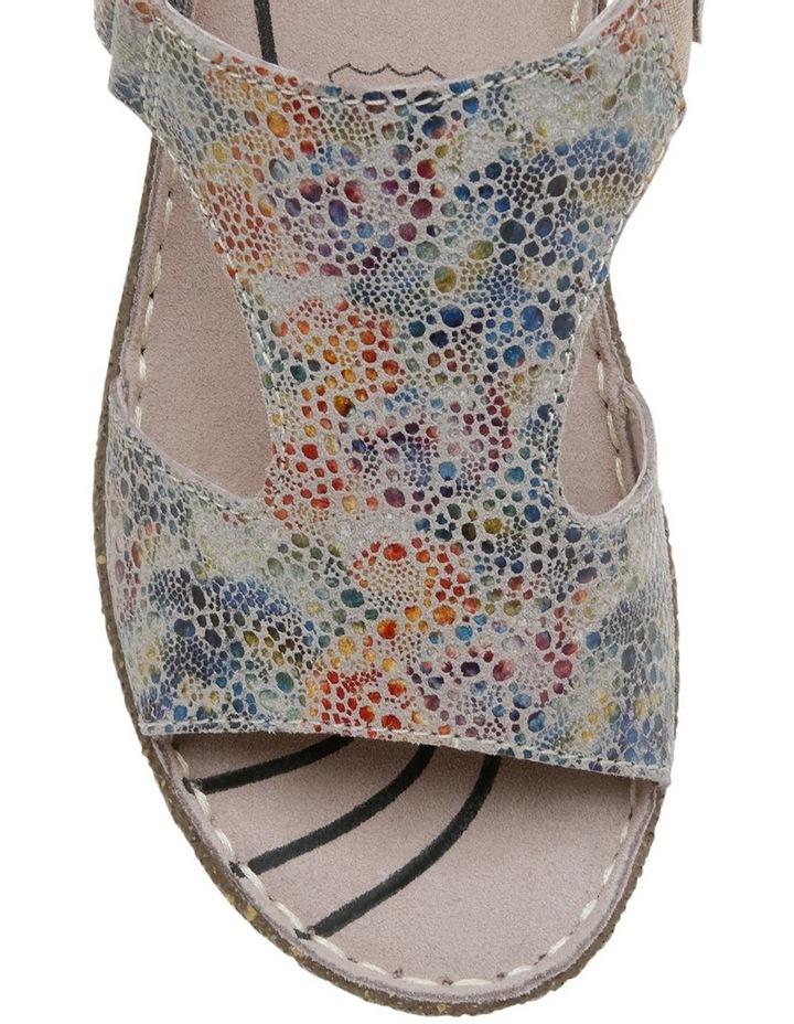 Cardinia Colourful Print Sandal image 3