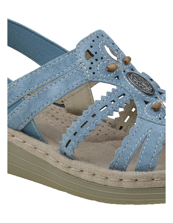 Bar Blue Sandal image 5