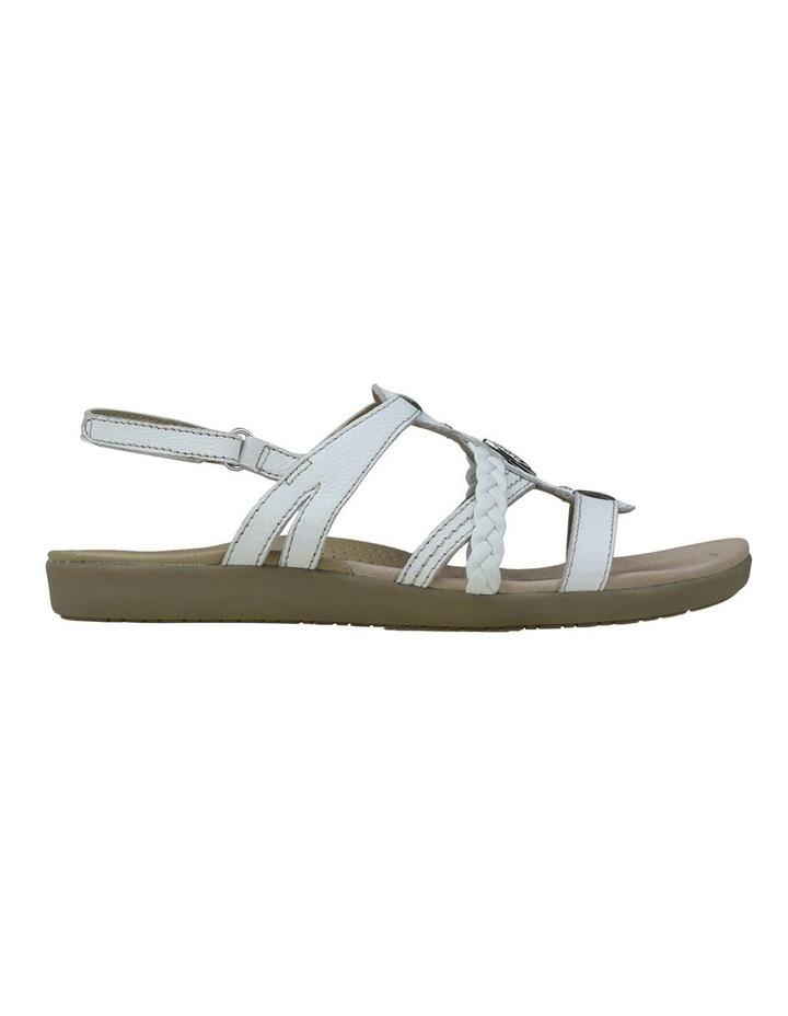 Boost White Sandal image 1