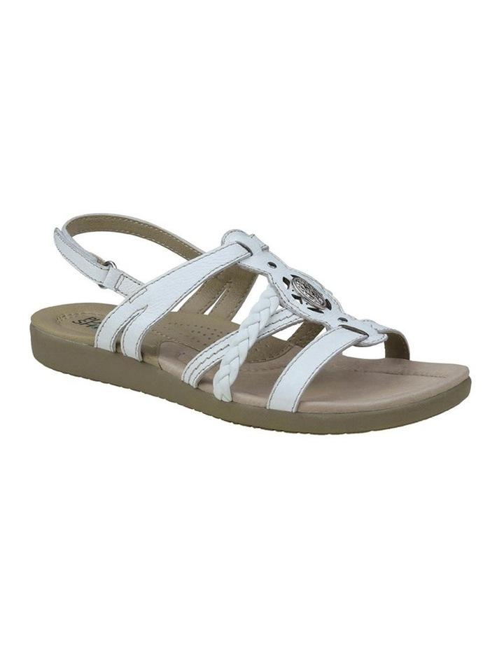 Boost White Sandal image 3