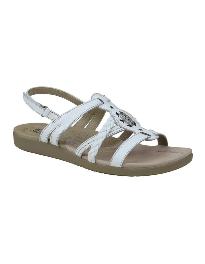 Boost White Sandal image 4