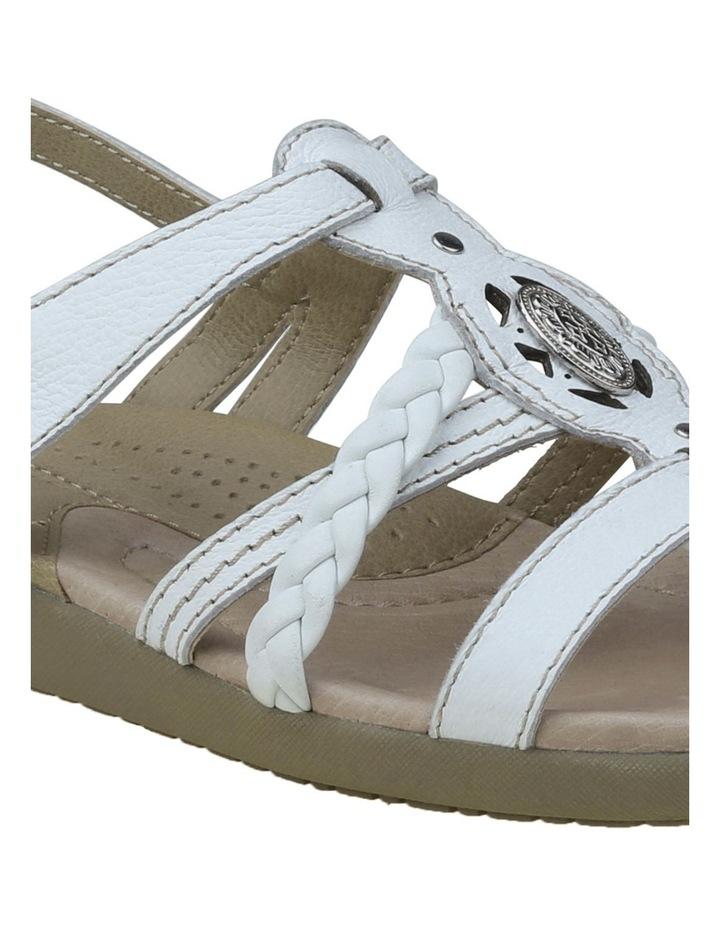 Boost White Sandal image 5