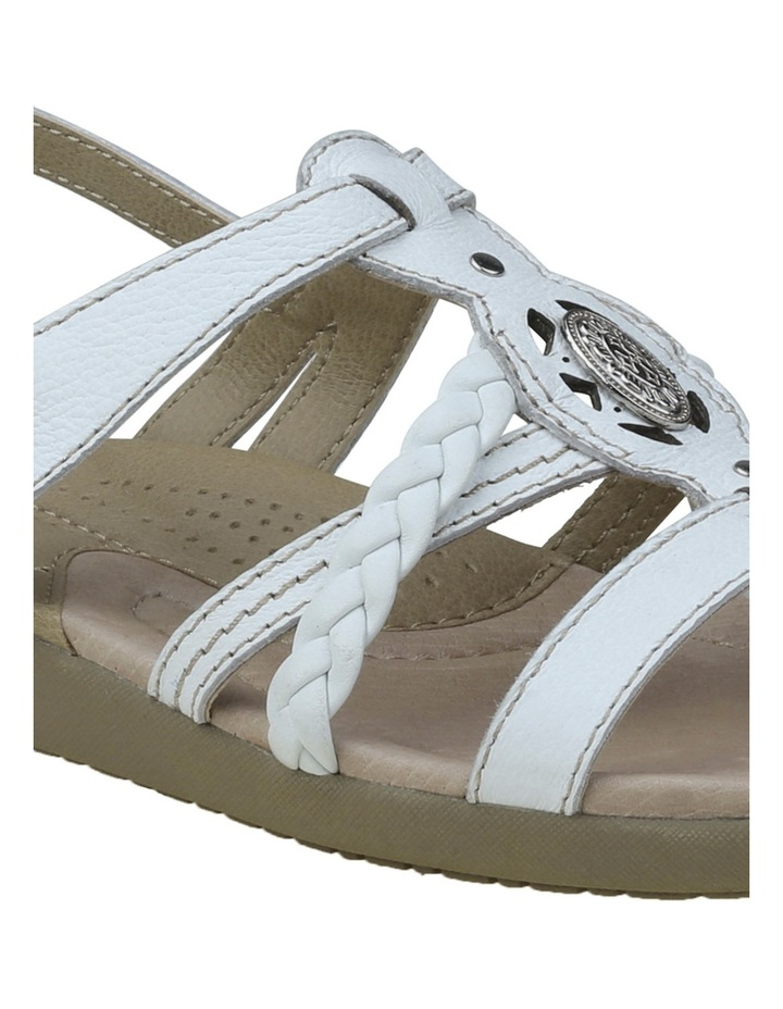 Boost White Sandal image 6