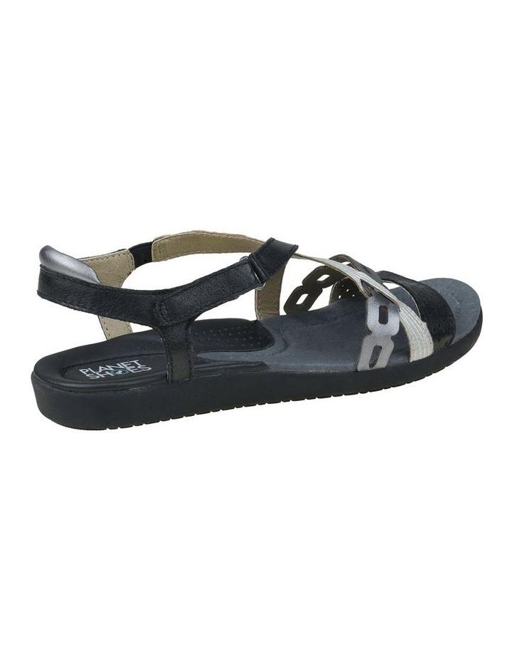 Burnt Black Sandal image 7