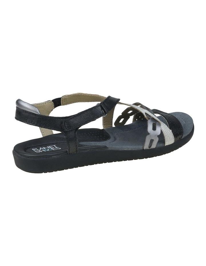 Burnt Black Sandal image 8