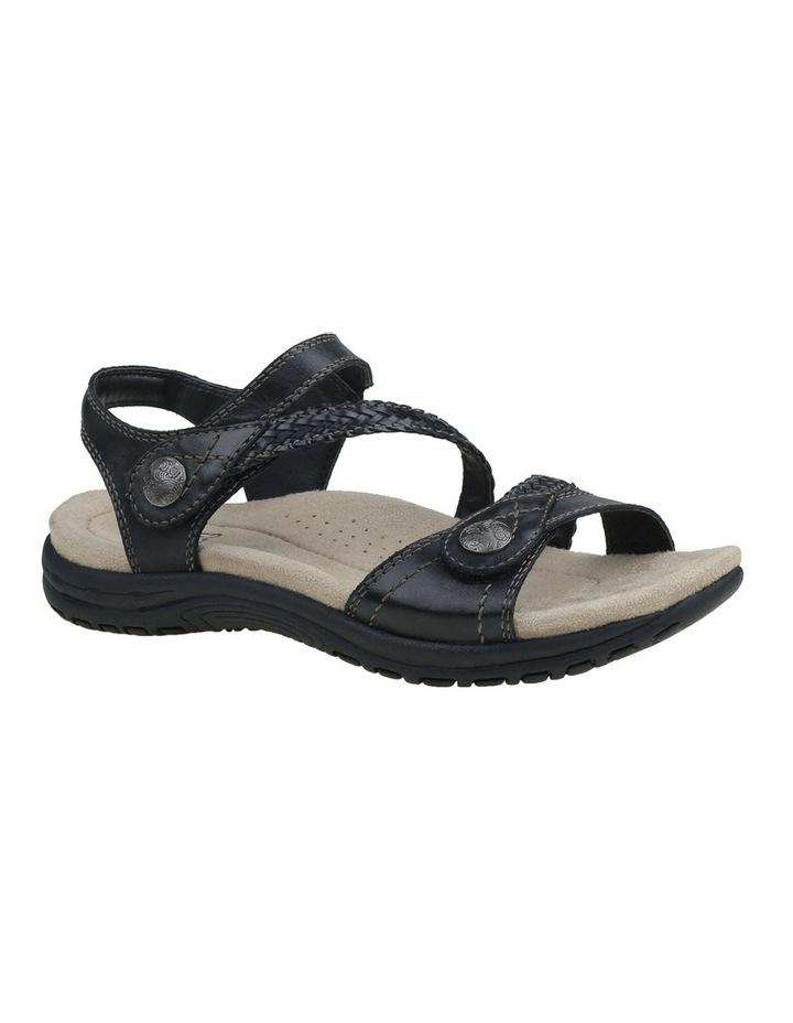 Crisp Black Sandal image 5