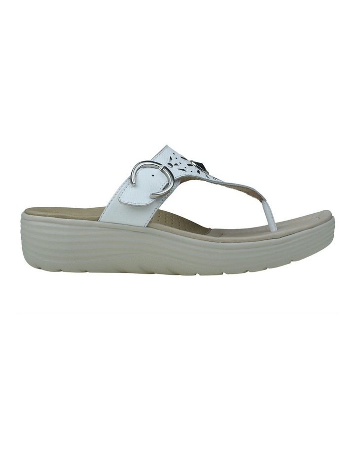 Milo White Sandal image 2