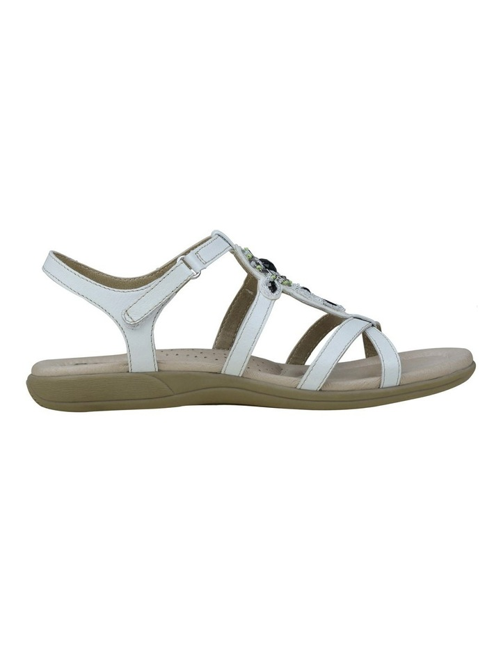 Powder White Sandal image 1