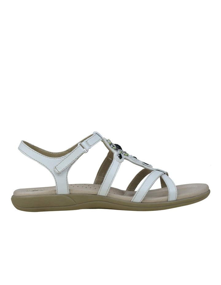 Powder White Sandal image 2
