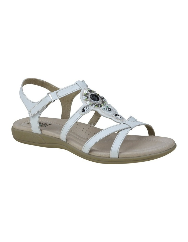 Powder White Sandal image 3