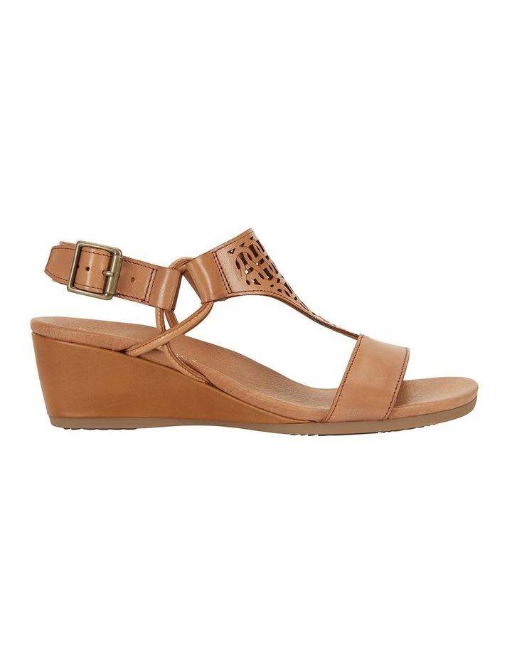 Wide Steps Magnet Cognac Glove Sandal image 1