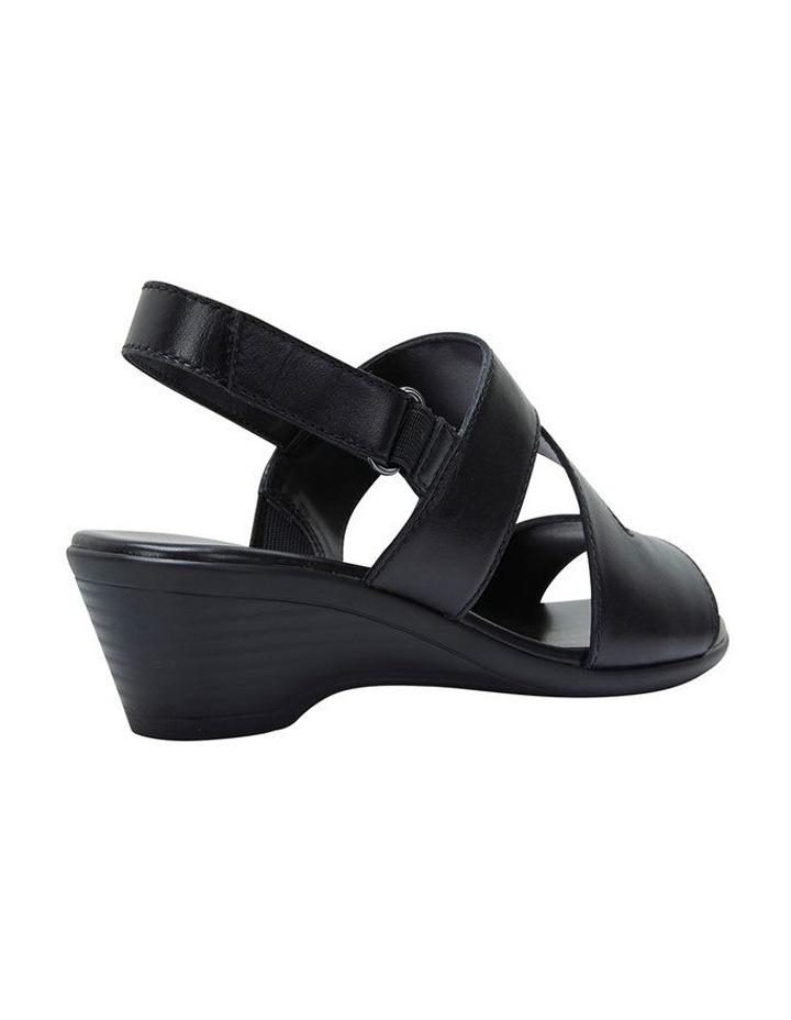 Orchid Black Glove Sandal image 4